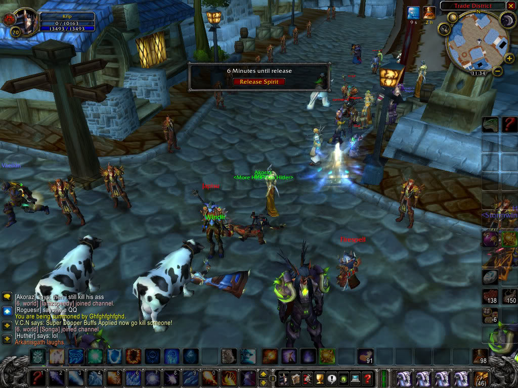 An Thread dedicated to Old School 2.4.3 and all its memories - Page 10 WoWScrnShot_091908_003406