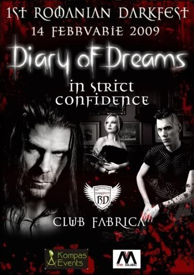 FIRST ROMANIAN DARKFEST 14/02/2009 @ Fabrica, Bucuresti Diary20of20dreams6