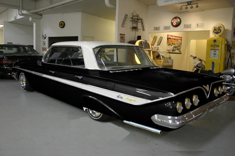 impala 61 lowider Project61