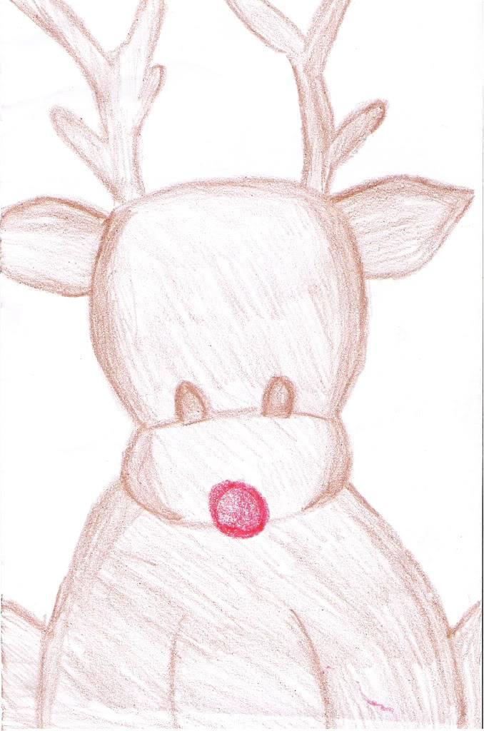 My Art Gallery Reindeer