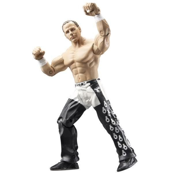 HBK Shawn Michaels Normal_WWE91909_HBK