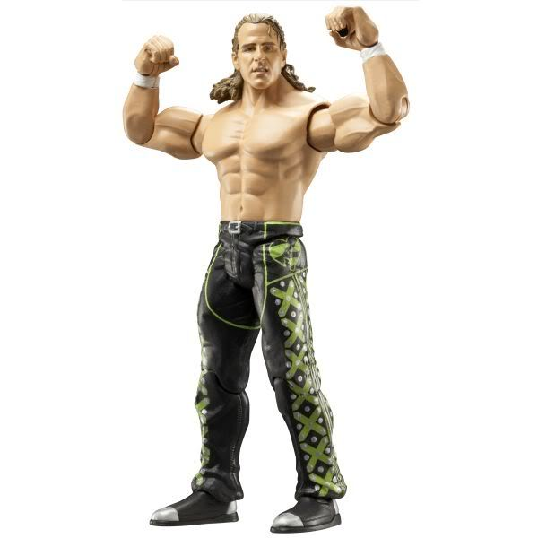 HBK Shawn Michaels Normal_WWE92202_HBK
