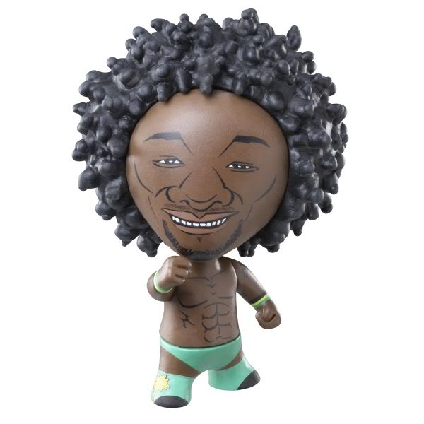 Vinyls Aggression Serie 5 Normal_WWE93876_Kofi_Kingston
