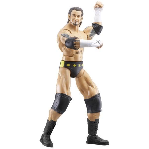 Maximum Aggression Serie 5 Normal_WWE94258_CM_Punk