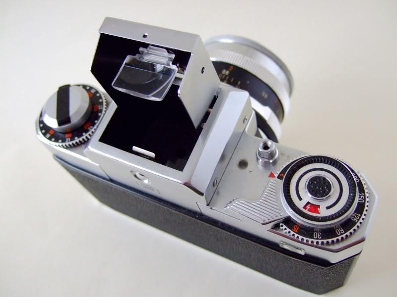 Melhores máquinas fotográficas vintage Icarex013
