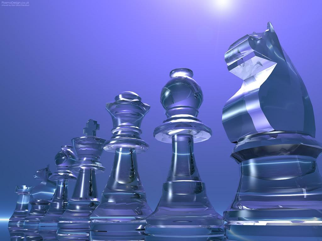 Pha lê ChessBlue