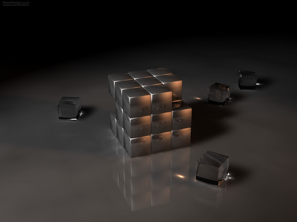 Pha lê RubikOriginal