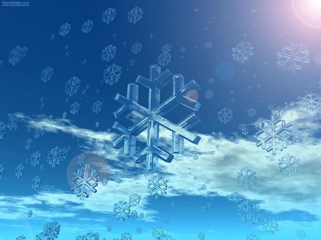 Pha lê SnowflakeDark