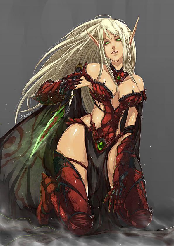 """Scarlet """"Widow"""" Windwalker 388326"""
