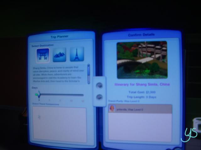 Presentacion Los Sims 3 Trotamundos 1