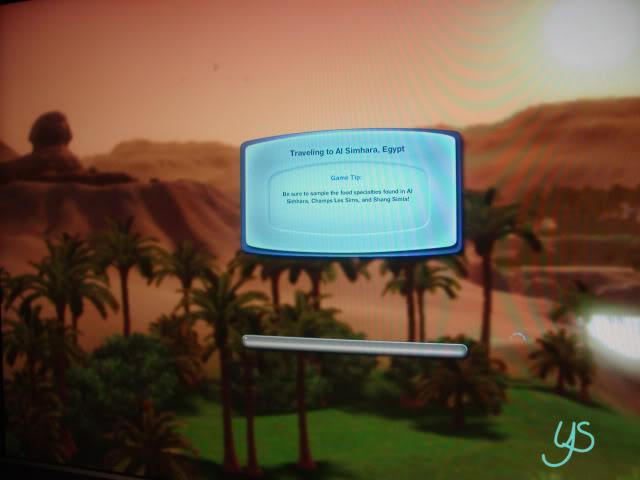Presentacion Los Sims 3 Trotamundos 2-2