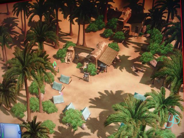Presentacion Los Sims 3 Trotamundos 7-2