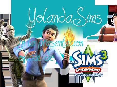 Presentacion Los Sims 3 Trotamundos Presentacion-1