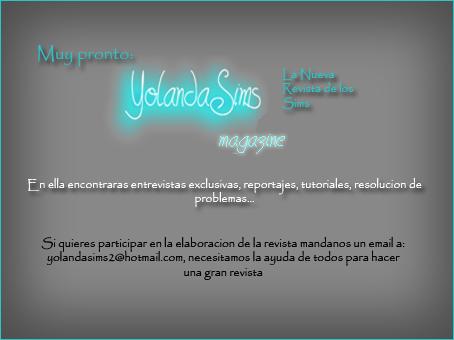 Yolanda Sims foros - Portal Publi