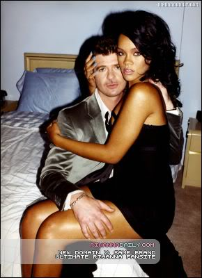 Robin & Rihanna GQ Magazine Outtakes 006