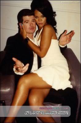 Robin & Rihanna GQ Magazine Outtakes 009