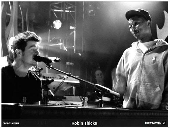 Robin Thicke & Pharell House of Blues Nyc! Robinandpharrell-1
