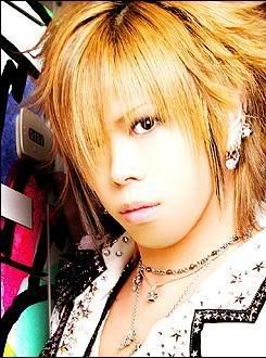 SuG (Rock Band) Mitsuru