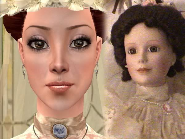 "Cast of ""From This Day Forward""! 1900Doll-ISABEL"