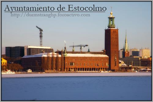 Ayuntamiento de Estocolmo AyuntamientodeEstocolmo