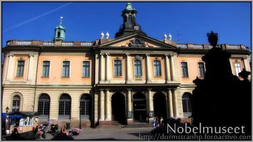 Nobelmuseet Nobelmuseet-1