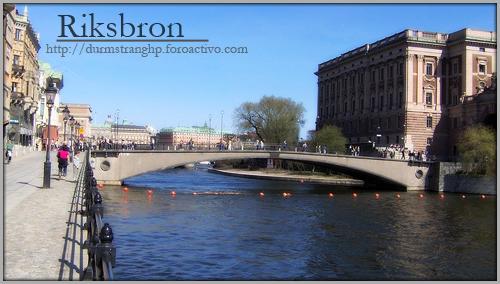 Puente Riksbron  Riksbron