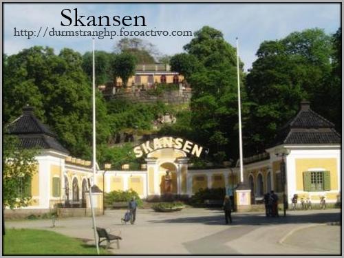 Skansen Zoo SkansenZoo