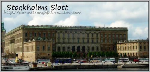 Stockholms Slott Stockholmsslott