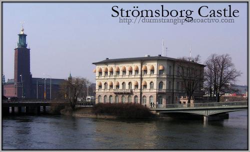 Strömsborg Castle StrmsborgCastle