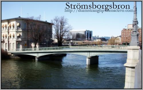 Strömborgsbron Bridge Strmsborgsbron