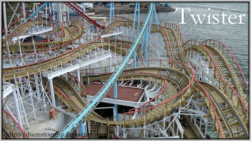 Twister Roller Coster Twister