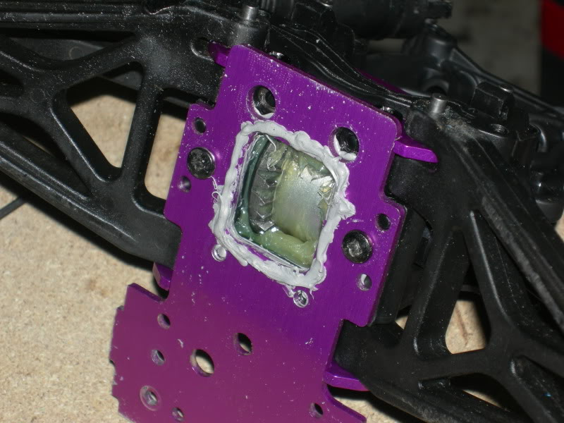 Transformation de mon SAVAGE 25 K5.9 en FLUX /Mad Max machine by Buzz DSCN3849