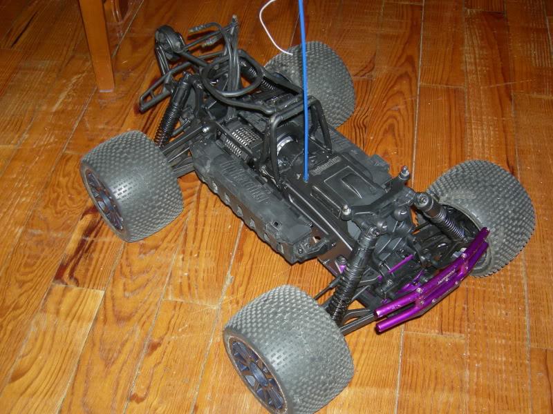 Transformation de mon SAVAGE 25 K5.9 en FLUX /Mad Max machine by Buzz DSCN3866