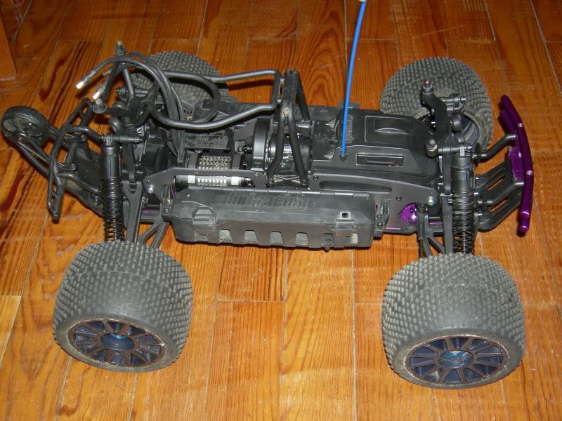 Transformation de mon SAVAGE 25 K5.9 en FLUX /Mad Max machine by Buzz DSCN3867