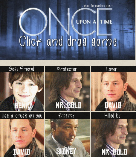 Click & Drag {Serie} Ouat1-1