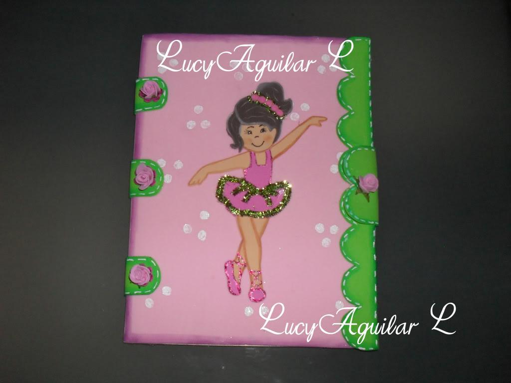 Galería del curso Carpeta decorada con bailarina - Página 2 SDC14778