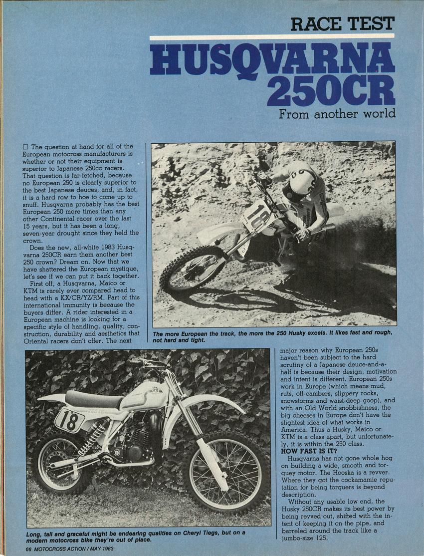 Husqvarna CR 250 / Pro Circuit - 1983 1365_001-W850