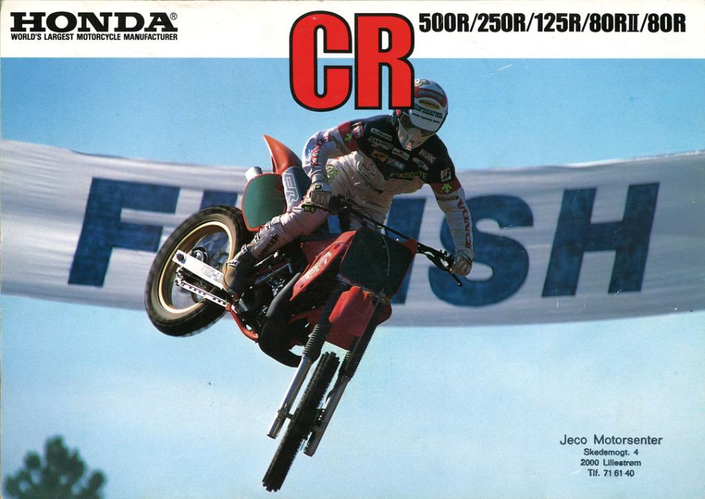 Gamle motorsykkelbrosjyrer Honda-CR-range-1986-1-W1080