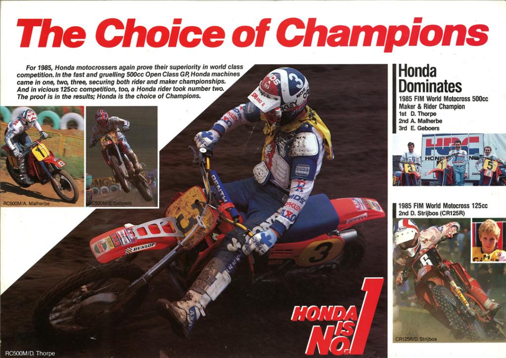 Gamle motorsykkelbrosjyrer Honda-CR-range-1986-2-W1080