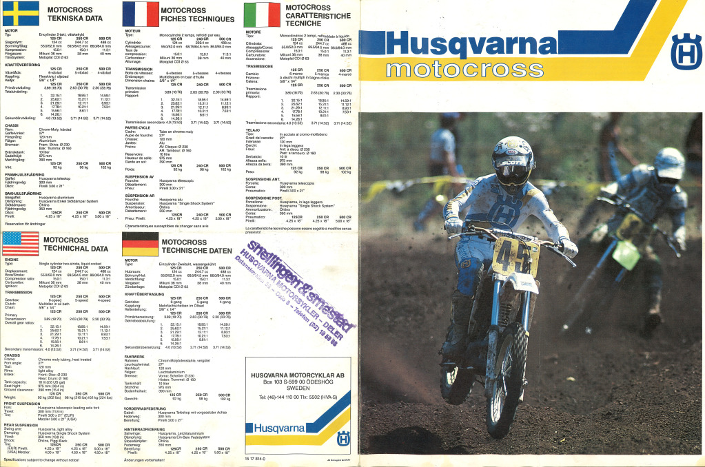 Gamle motorsykkelbrosjyrer - Page 2 Husqvarna-1-H1080