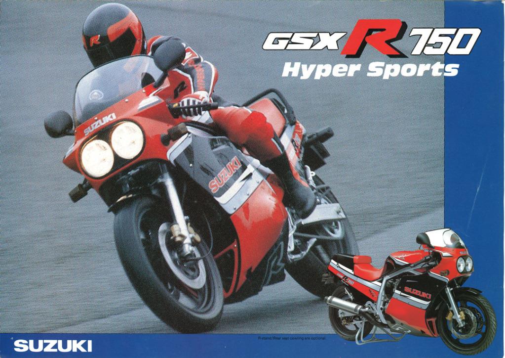 Gamle motorsykkelbrosjyrer - Page 2 Suzuki-GSX-R-750-1