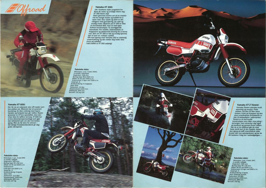 Gamle motorsykkelbrosjyrer - Page 2 Yamaha-models-Norway-1986-2