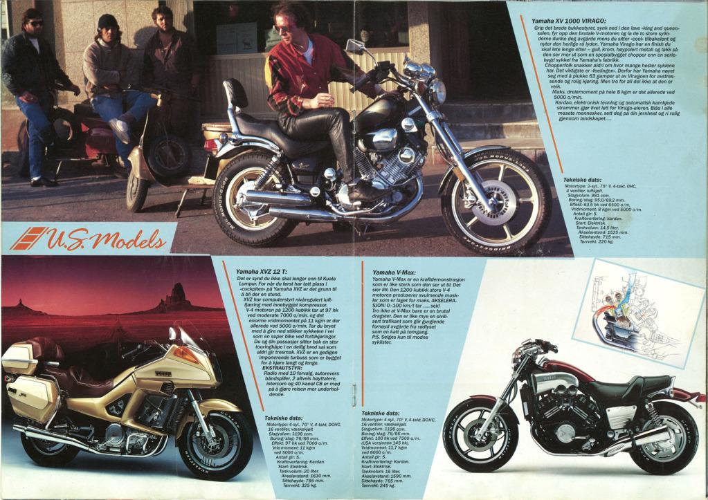 Gamle motorsykkelbrosjyrer - Page 2 Yamaha-models-Norway-1986-4