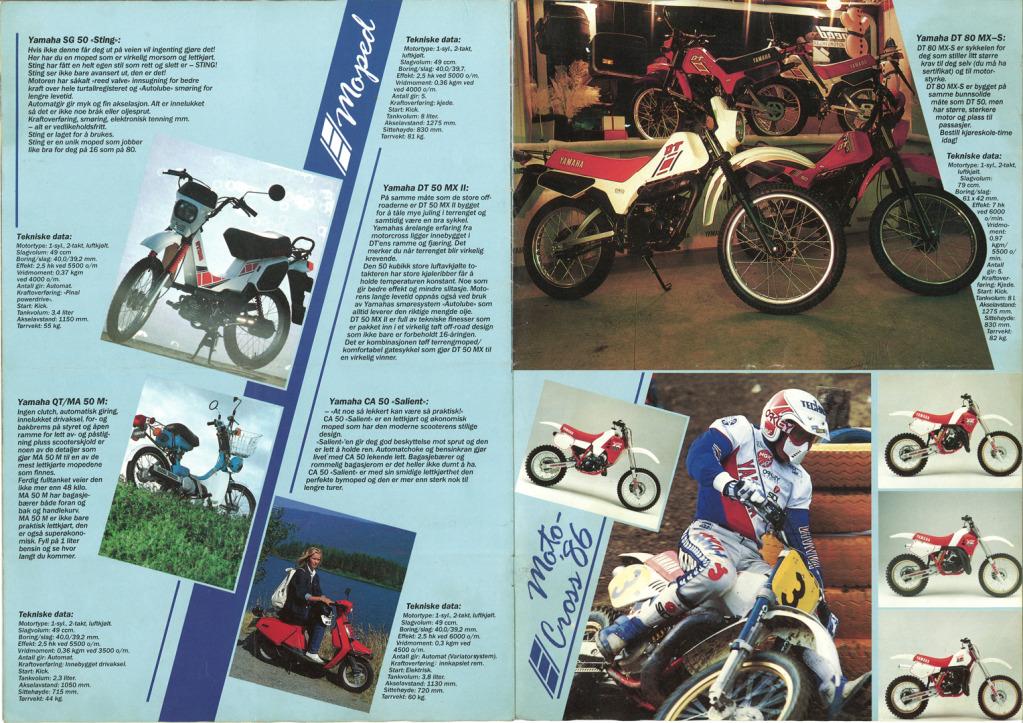 Gamle motorsykkelbrosjyrer - Page 2 Yamaha-models-Norway-1986-6