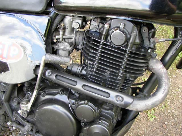 Yamaha XT 500 – 1978 XT1-1-1