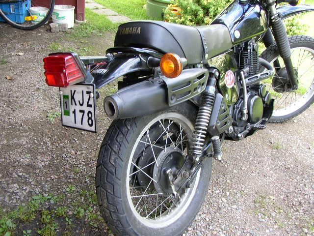 Yamaha XT 500 – 1978 XT2-2-1