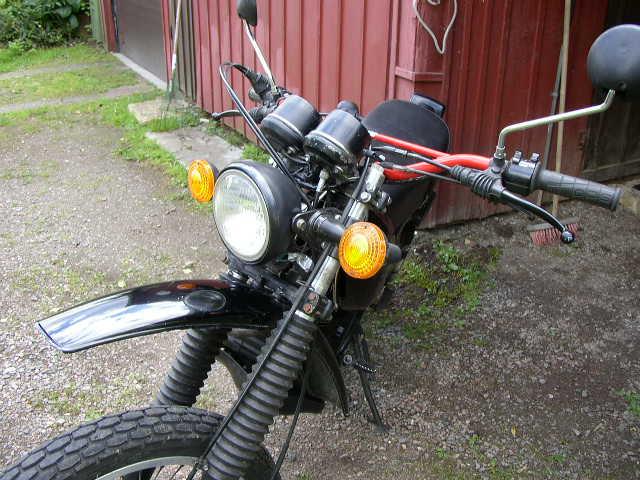 Yamaha XT 500 – 1978 XT4-6-1