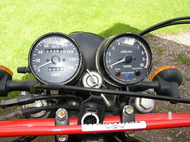 Yamaha XT 500 – 1978 XT5-4