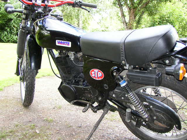 Yamaha XT 500 – 1978 XT6-7