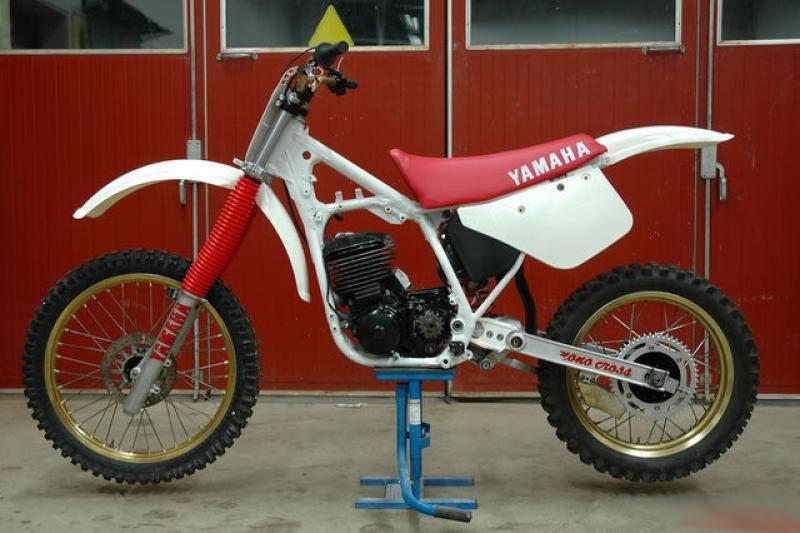 YZ 490 T - 1987 12577